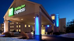 Buitenaanzicht Holiday Inn Express HANOVER
