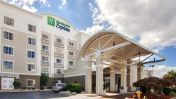 Buitenaanzicht Holiday Inn Express & Suites MOORESVILLE - LAKE NORMAN