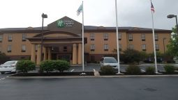 Buitenaanzicht Holiday Inn Express & Suites MARYSVILLE