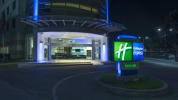 Buitenaanzicht Holiday Inn Express PUEBLA