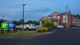 Exterior view Holiday Inn Express & Suites MURPHY