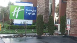 Buitenaanzicht Holiday Inn Express WEST SACRAMENTO - CAPITOL AREA