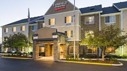 Exterior view Fairfield Inn & Suites Chicago Naperville/Aurora