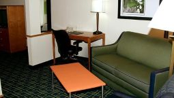 Room Fairfield Inn & Suites Fairmont
