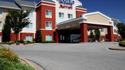 Buitenaanzicht Fairfield Inn & Suites Marion