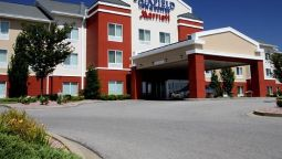 Exterior view Fairfield Inn & Suites Marion