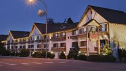 Buitenaanzicht HOWARD JOHNSON LEAVENWORTH