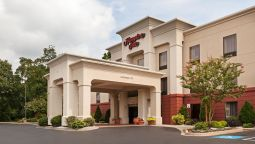 Exterior view Hampton Inn Elkton MD