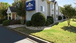 Exterior view MICROTEL DUNCAN SPARTANBURG