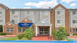 Exterior view MICROTEL RALEIGH DURHAM APRT