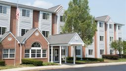 Exterior view MICROTEL WEST CHESTER