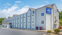 Exterior view MICROTEL INN & SUITES CHARLESTON SOUTH