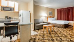 Room MainStay Suites Milwaukee Airport