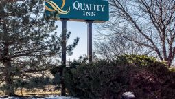 Buitenaanzicht Quality Inn Elgin