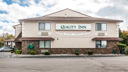 Exterior view Quality Inn Saint Ignace
