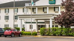 Exterior view Quality Inn & Suites Bellville - Mansfield
