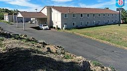 Exterior view MOTEL 6 SILVER CITY