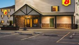 Hotel SUPER 8 COEUR D'ALENE - Fernan Lake Village (Idaho)