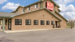 Exterior view Econo Lodge New Ulm
