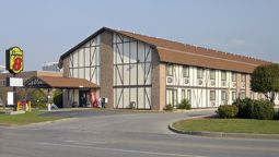 SUPER 8 MOTEL - SHELBYVILLE - Shelbyville (Indiana)