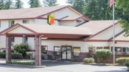 Exterior view SUPER 8 LACEY OLYMPIA AREA