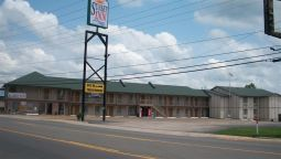 Exterior view SUNSET INN ROLLA
