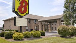 Exterior view SUPER 8 NOBLESVILLE INDIANAPOL
