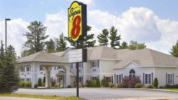 Exterior view SUPER 8 EAGLE RIVER WI