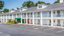 Exterior view Quality Inn Conyers