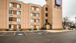 Exterior view Sleep Inn Lansing