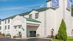 Exterior view Sleep Inn Elkhart