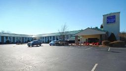 Buitenaanzicht Sleep Inn Kernersville