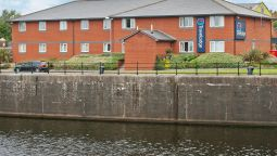Buitenaanzicht TRAVELODGE LIVERPOOL DOCKS