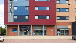 Exterior view TRAVELODGE RUGBY CENTRAL