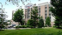 Exterior view SpringHill Suites Chicago Southwest at Burr Ridge/Hinsdale