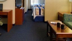 Room SpringHill Suites Chicago Southwest at Burr Ridge/Hinsdale