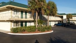 Exterior view Masters Inn - Tampa Fairgrounds