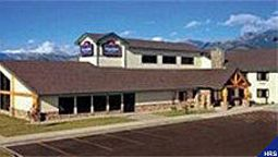 Hotel MountainView Lodge & Suites - Bozeman (Montana)