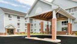 Exterior view Days Inn and Suites Milford