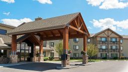 Exterior view AmericInn Lodge & Suites Rexburg
