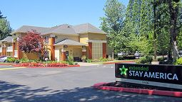 Buitenaanzicht EXTENDED STAY AMERICA TIGARD