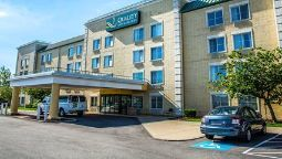 Exterior view Quality Inn & Suites Erlanger