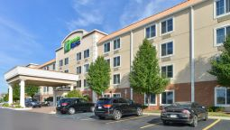 Exterior view Holiday Inn Express WIXOM