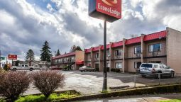 Exterior view Econo Lodge Kelso