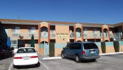 Exterior view AMERICAS BEST VALUE INN MOJAVE