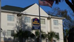 Exterior view BEST WESTERN PATRIOTS POINT