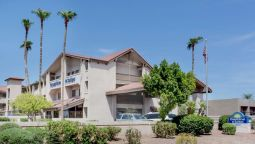 Buitenaanzicht DAYS INN & SUITES TEMPE