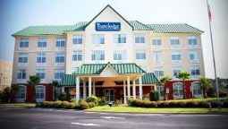 Buitenaanzicht TRAVELODGE SAVANNAH GATEWAY