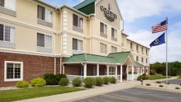 Exterior view COUNTRY INN SUITES BIG RAPIDS