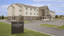 Exterior view COUNTRY INN SUITES MARION OH